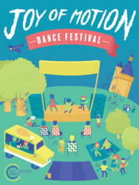Joy of Motion Dance Festival | June 10 | Fort Reno Park